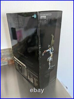 Boba Fett Star Wars Bounty Hunter Series Kotobukiya 17 Scale Model Kit
