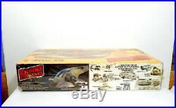 Boba Fett's Slave 1 Empire Strikes Back MPC Model Kit 1-1919 Mint Sealed 1982