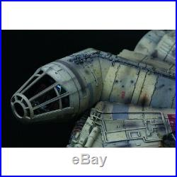 COMPLETE Build the Millennium Falcon by DeAgostini ModelSpace Plastic Model Kit