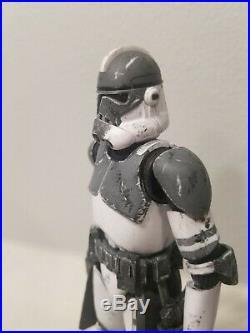 Custom Bandai Clone Trooper Commander / ARF Trooper Model Kit Star Wars