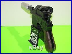 DL-44 Luke Skywalker Blaster Pistol 3D printed ABS Model Kit for Prop Replica
