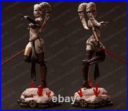 Darth Talon Star Wars 3D Unpainted Figure Model GK Blank Kit New Hot Toy Stock