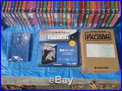 DeAGOSTINI Star Wars Millennium Falcon + Bonus From Japan
