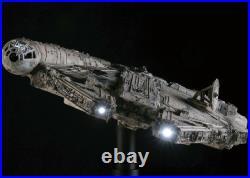Deagostini Jp Millennium Falcon 1/43 Scale 32 Unassembled Model Kit Set