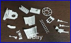 Deagostini Millennium Falcon gun section resin kit