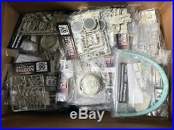 Deagostini Star Wars Millennium Falcon Model Kit Complete Set with Wall Mount