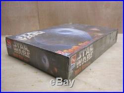 Death Star Star Wars Model Kit Snapfast AMT ERTL NEW Factory Sealed RARE 9