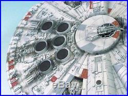 Disney Star Wars MILLENNIUM FALCON 1/72 Assembly kit Fine Molds FS Japan NEW