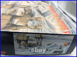 Ertl AMT Star Wars Battle of the Hoth Action Scene Model Kit 8743 NOS New 327