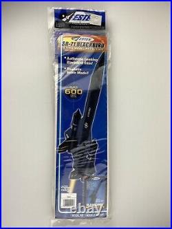Estes SR-71 Blackbird # 1942 Model Rocket 2009 Skill Level 2 Version Sealed
