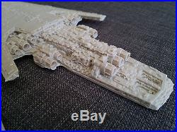 Executor Class Super Star Resin Scale Model Destroyer kit wars