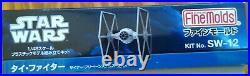 FINE MOLDS STAR WARS Tie Fighter 1/48 Scale Plastic Model Kit BNIB