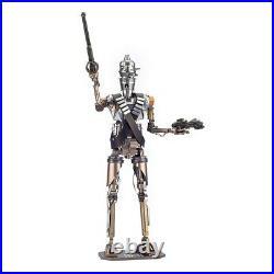 Fascinations ICONX Star Wars Mandalorian Child IG-11 Razor Crest Model Kit Set