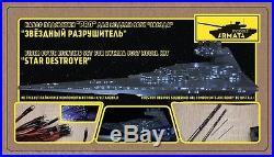 Fiber Optic Lightning Set For Star Wars Star Destroyer by Zvezda 9057 1/2700