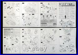 FineMolds Star Wars 1/72 SLAVE I Bobo Fett SW-7 Model Kit Fine Bonus Molds (13)