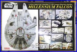 Fine Molds 1/72 Millennium Falcon Model SW-6 Unstarted NIOB, Ships from USA