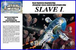 Fine Molds 1/72 STARWARS episode2 Slave 1Jango Fett's Customized Ver. Model Kit