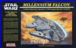 Fine Molds 1/72 Star Wars Millennium Falcon Plastic Model Kit Express Mail Japan