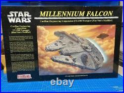 Fine Molds SW-6 1/72 Millenium Falcon Model Kit