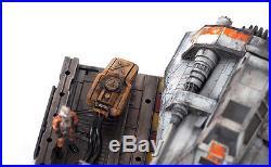 Fine Molds Star Wars 1/48 Snowspeeder + Diorama Model kit painted
