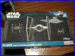 Fine Molds Star Wars 1/48 Tie Fighter Kit Finemolds