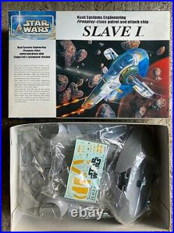 Fine Molds Star Wars 1/72 Jango Fett Version Slave 1 Model Kit
