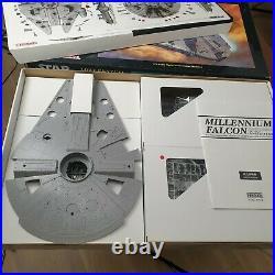 Finemolds 172 Millennium Falcon star wars model kit
