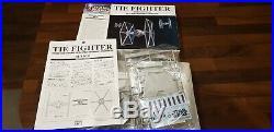 Finemolds Find Molds Star Wars Tie Fighter 1/72 Scale Model Kit Rare