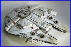 Finemolds Millennium Falcon 1/72 Scale Model Kit Star Wars ESB Han Solo NIB