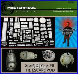 Greeblie Pack #8 MMGR008 THE ESCAPE POD Studio scale parts