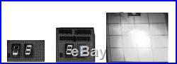 HAN SOLO in CARBONITE 8 SIDE PANELS complete with attachments, lights & U-clips