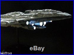 HUGE STAR WARS MC-80 Mon Calamari Cruiser Space Model Kit