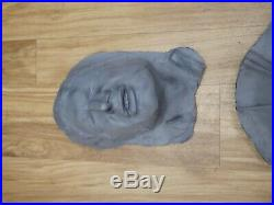 Han Solo in Carbonite Life Size 11 Casting with 8 Side Panels Star Wars Resin Kit