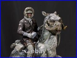 Han Solo on Tauntaun - Scale Model Kit (V2) - Star Wars