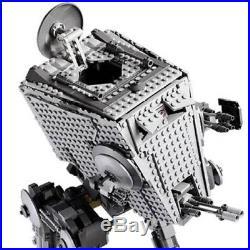 Imperial AT-ST Model Kits 1136 Pcs Bricks Star Wars Figures Building Blocks Toys