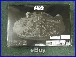 JAN1914. Star Wars Perfect Grade 1/72 Scale Millennium Falcon