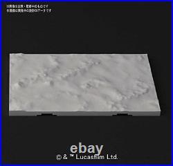 Japan Plamodel BANDAI Star Wars Plastic Model 1/144 AT-AT from Japan