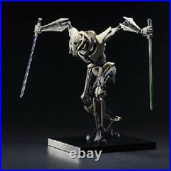 KOTOBUKIYA ARTFX+ STAR WARS GENERAL GRIEVOUS 1/10 PVC Figure Model Kit Japan