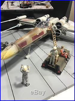 Kotobukiya Star Wars T 65 X Wing Fighter Cross Section Model