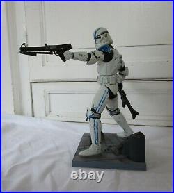 Kotobukiya ARTFX Star Wars CLONE TROOPER Ep3 Vers. Snap Fit 1/7 Model Kit