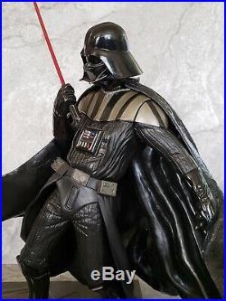 Kotobukiya ArtFX Star Wars Darth Vader 1/7 Scale Pre-painted Vinyl Model Kit