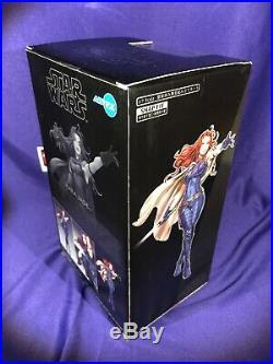 Kotobukiya ArtFX Star Wars Mara Jade 1/7 scale pre-painted model kit statue