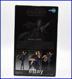 Kotobukiya Star Wars 1/7 Scale Pre-Painted Model Kit Mara Jade Figurine