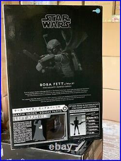 Kotobukiya Star Wars Boba Fett The Bounty Hunter Series Artfx Vinyl Model Kit
