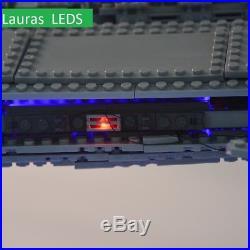 LED Lighting Kit For Lego Model no. 10221 The Executor Super Star Destroyer