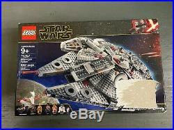 LEGO 75257 Star Wars The Rise of Skywalker Millennium Falcon Starship Model Kit