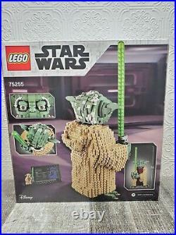 LEGO Star Wars 75255 Yoda Block Building Kit Model 1771pcs NEW + Free Shipping