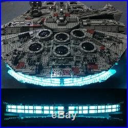 Led Light Kit Only For Lego Set 10179 05033 Star Wars Model Falcon Rare
