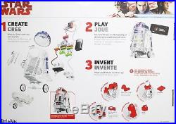 LittleBits Star Wars Droid Inventor Kit 30+ Pieces App Controlled Brand New