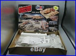 Lot of 7 AMT ERTL Star Wars Model Building Kit Star Destroyer, Slave 1, Jabba
